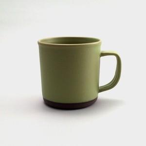陶芸 5(quint)series マグカップ アボカド(黄緑色)