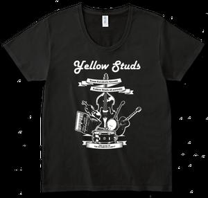 Tシャツ 【アコースティック ブラック】