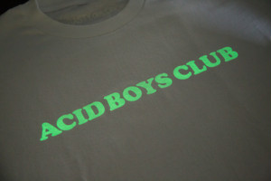 ACID BOYS CLUB TEE