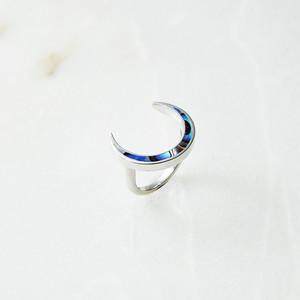 【Crescent Luna】クレセントルナ CONCHA LUNA RING コンチャルナリング clr022