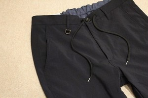 Betty Smith Easy Pants Navy