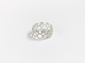 Yularice Lace ring Edging 14.5 SV925