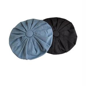 デニムギャザベレー(Blue,Black) 35