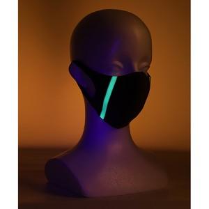 光る3Dニットマスク