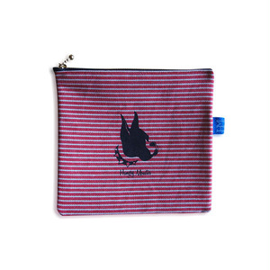FLAT POUCH [HICKORY BOXER]