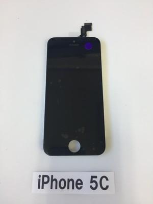 iPhone  5C  修理用 フロントディスプレイガラス+液晶(LCD)+タッチパネル
