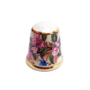 指貫【アシュモレアン博物館=花と虫】Museum Collections 90033-VK2