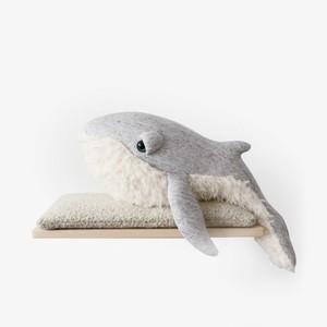 BigStuffed(ビッグスタッフ)|クジラ|GrandPa|Small