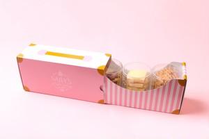 北海道 焼き菓子3個セット