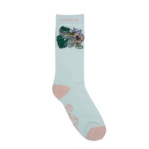 RIPNDIP - Tropicalia Socks (Blue)
