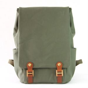 【受注生産】H.T Backpack L オリーブ