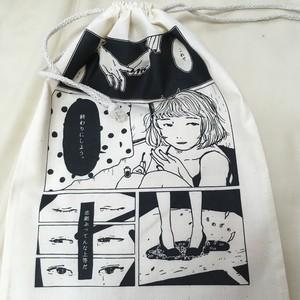 【NEW!!!】悲劇のヒロイン巾着袋