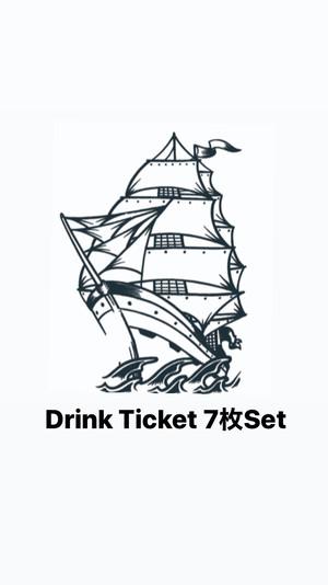 Drink Ticket 7枚Set