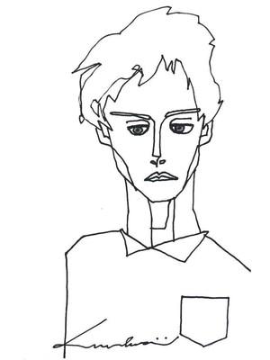 【受注製作】Portrait (似顔絵)