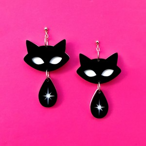 BURST CAT-black / c-cat001bk