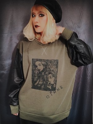 GiMME(ギミー) / Long Sleeve Tshirts / gm18-lst20