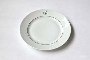 vintage ARABIA white dinner plate  / ヴィンテージ アラビア ホワイト プレート