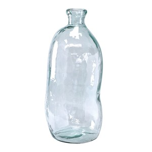スペインバレンシア*リサイクルガラス瓶*特大H73cm*本州送料無料