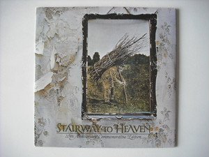 【CD Single】LED ZEPPELIN / STAIRWAY TO HEAVEN