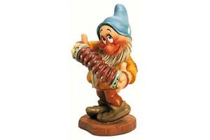 ディズニー フィギュア・白雪姫・バシュフル・おやおや参りましたな/Aw shucks Bashful figurine 11K 410690