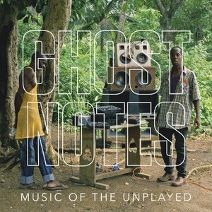 (Book)B+ 「Ghostnotes: Music of the Unplayed」