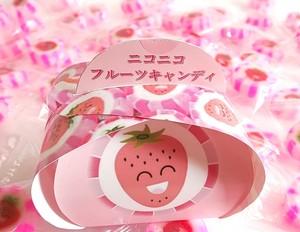 ニコニコフルーツキャンディ(いちご味5個入)