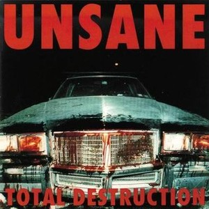【USED】UNSANE / TOTAL DESTRUCTION