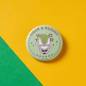 【8種セット】『TIGER & BUNNY Pop'n HERO』缶バッジ