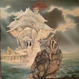 【LP】DAVE GREENSLADE/Cactus Choir