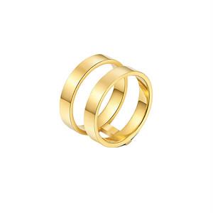 2 line ring