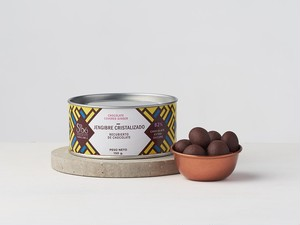 SIBUジンジャーカバー ダークチョコレート(82%)