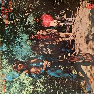 【LP】CREEDENCE CLEARWATER REVIVAL/Green River