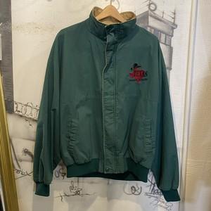 cotton zip up jacket