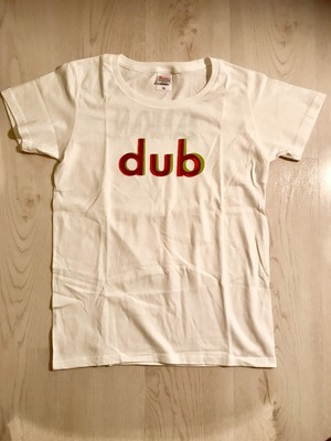 dub T-shirts -white(2nd edition)-