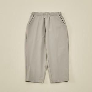Last one 125!MOUN TEN. double cloth stretch pants [21W-MP19B-1025a] MOUNTEN.※メール便1点までOK