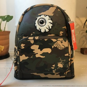 MISHKA(ミシカ) CAMO KEEP WATCH BACKPACK