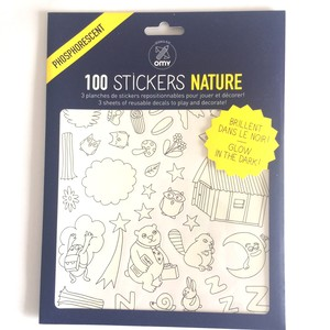 100STICKERS