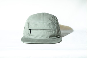 FUNCTIONAL CAMP 5panel Cap / KHAKI