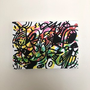 """""""UNTITLED 2017.C"""" Diskah art works"""