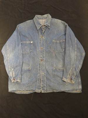 30~40's Denim Cover All