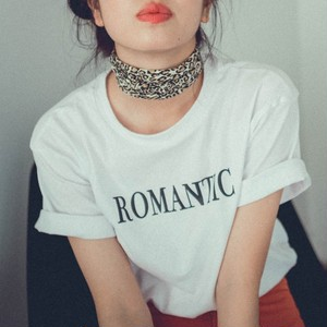 【lottie made】romantic tee (AT28F1005 D)