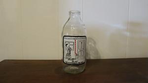 ヴィンテージ ミルクボトル #01:イギリス