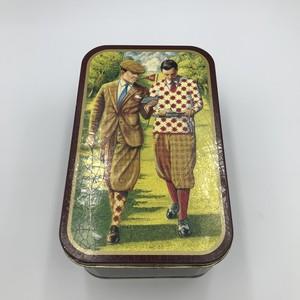 ヴィンテージ缶 ロンドン Marks & Spencer 1993年