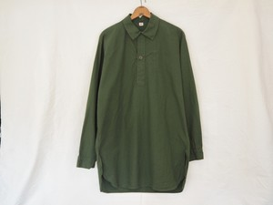 Swedish Military Pullover Long Shirt /スウェーデン軍