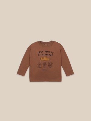 bobochoses lost thing recollector long sleeve t-shirt ロンT
