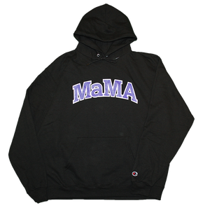 """MaMA Said Knock You Out"" Hoodie NYU Color"