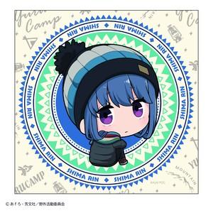 ゆるキャン△ Season2 PackeTowel (パケッタオル)  ■志摩リン