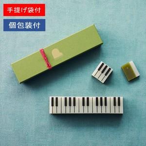 手提袋 / 個包装付き ジャズ羊羹 pisutachio【季節商品】