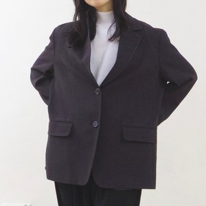 Max Mara tailored collar jacket