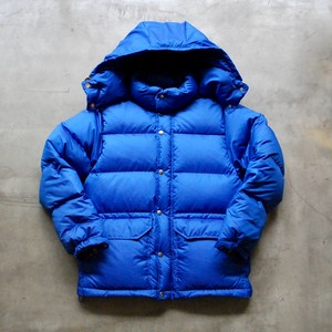THE NORTH FACE PURPLE LABEL Polyester Ripstop Sierra Parka ROYAL BLUE
